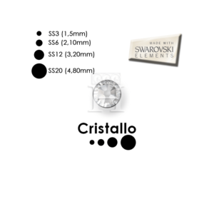 2285 thickbox default CRISTALLO BRILLANTINI SWAROVSKI