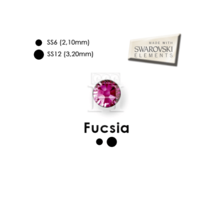 2286 thickbox default FUCSIA BRILLANTINI SWAROVSKI