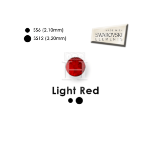 2291 thickbox default LIGHT RED BRILLANTINI SWAROVSKI