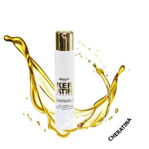 dka bioactive keratin shampoo 250 ml