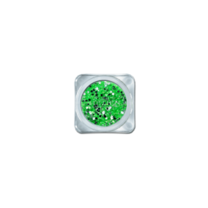 3320 thickbox default GLITTER DUST GD04 GREEN