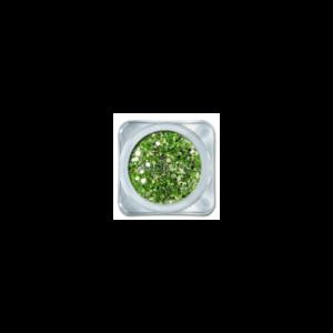 3321 thickbox default GLITTER DUST GD05 ACID GREEN