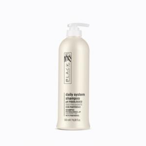 500ml shampoo black