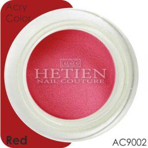 Secret Acry Color Red AC9002 30gr