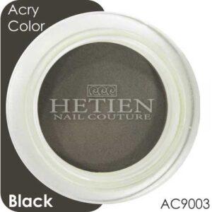 Secret Acry Color BLACK AC9003 30gr