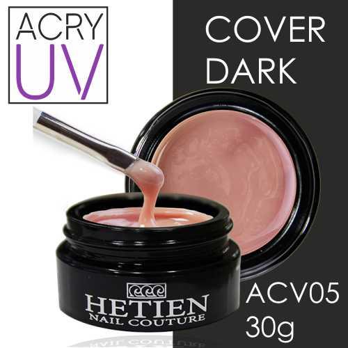 AcryUv Cover Dark 30gr ACV05
