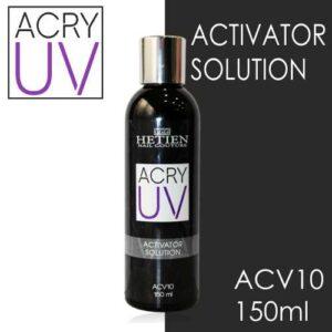 AcryUv Activator Solution 150ml ACV10