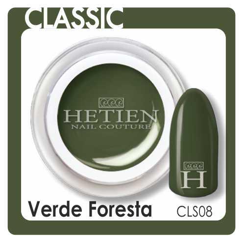 cls08 verde foresta gel color