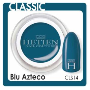cls14 blu azteco gel color