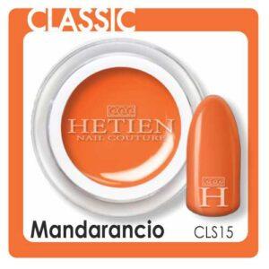 cls15 mandarancio gel color