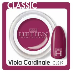 cls19 viola cardinale gel color