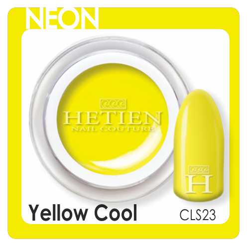 cls23 yellow cool color gel