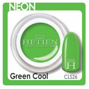 cls26 green cool gel color