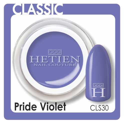 cls30 pride violet color gel