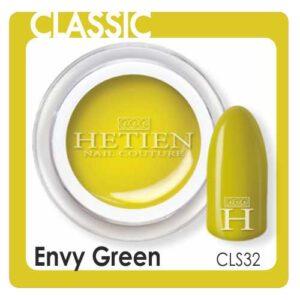 cls32 envy green color gel