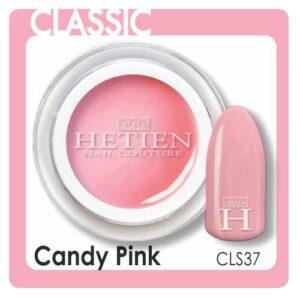 cls37 candy pink color gel