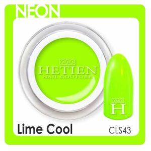 cls43 lime cool color gel