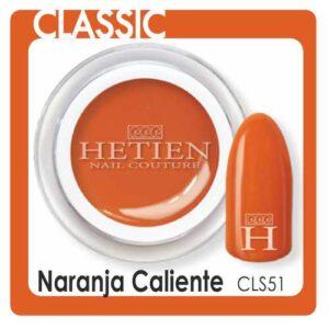 cls51 naranjacaliente color gel