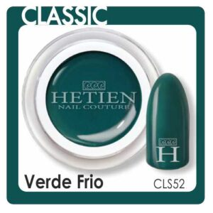 cls52 verde frio color gel