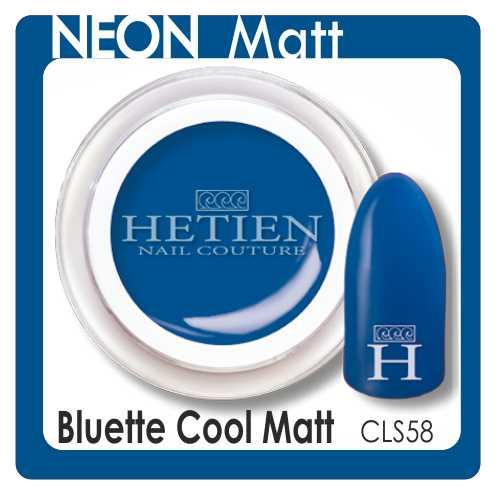 cls58 bluette cool matt color gel
