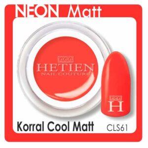 cls61 kooral cool matt color gel