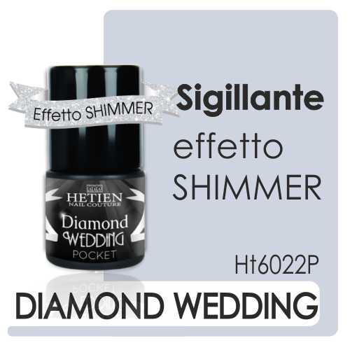 Hetien Diamond Wedding Pocket HT6022P 7ml