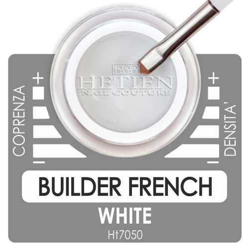 Hetien Builder French Color White 7ml