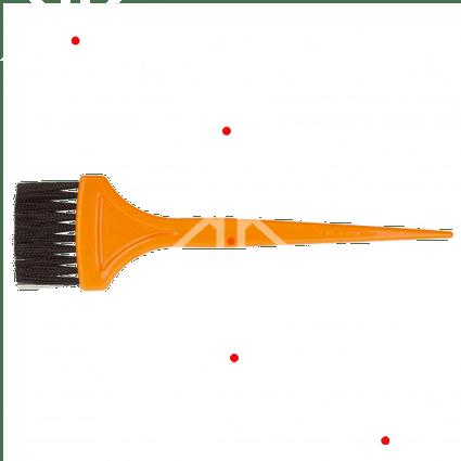 pennello tinta 10 ciuffi nyloncolori assortiti 22801