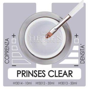 Hetien Prinses Clear Gel Trifasico Automodellante