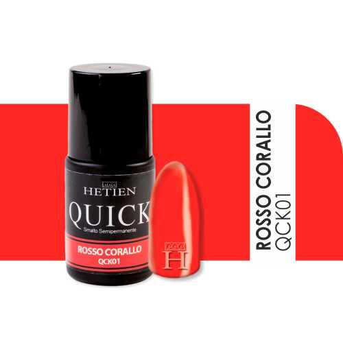 Qck01 Rosso Corallo 10ml
