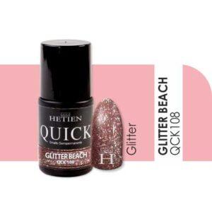 Hetien Glitter Beacj Qck108 10ml