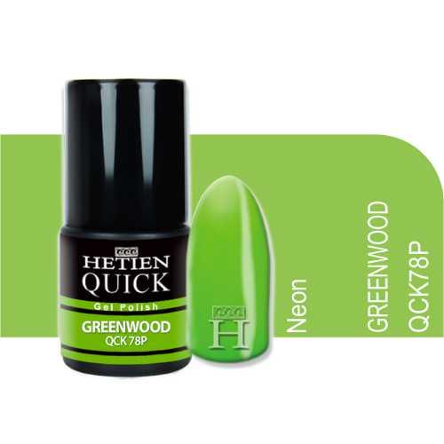 Hetien Green Wood Pocket QCK78P 6ml