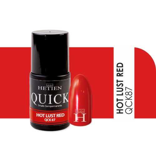 Hetien Hot Lust Red Qck87 10ml