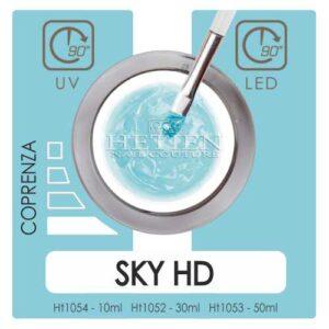 Hetien SKY HD 90 Secondo Gel Monofasico Automodellante