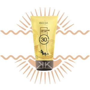 Ischia solare protezione 30
