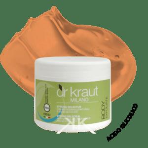 strong gelscrub con microgranuli naturali e acido glicolico 500ml Tavola disegno 1
