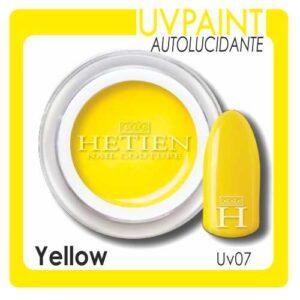 Yellow UV07 7ml