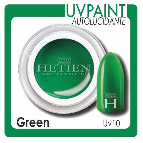 Green UV10 7ml