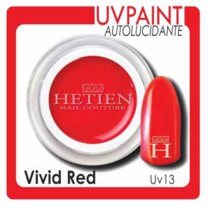 Vivid Red UV13 7ml