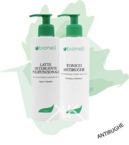 Bionell Combo latte polifunzionale 300ml + tonico antirughe 300ml bionell_kosmetika_