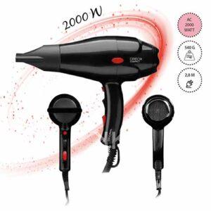 Sibel dreox compact 2000 watt nero original best buy