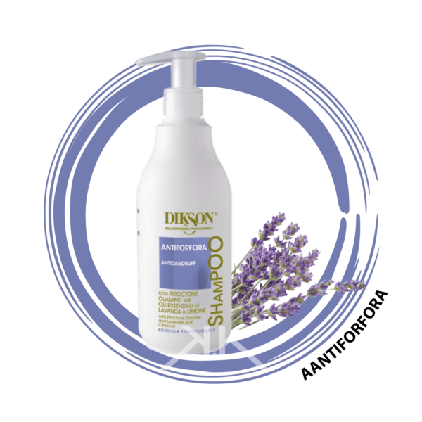 antiforfora shampoo 500ml Tavola disegno 1
